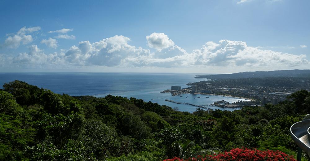 Beautiful Caribbean Views. Belle Vue (La Digue)
