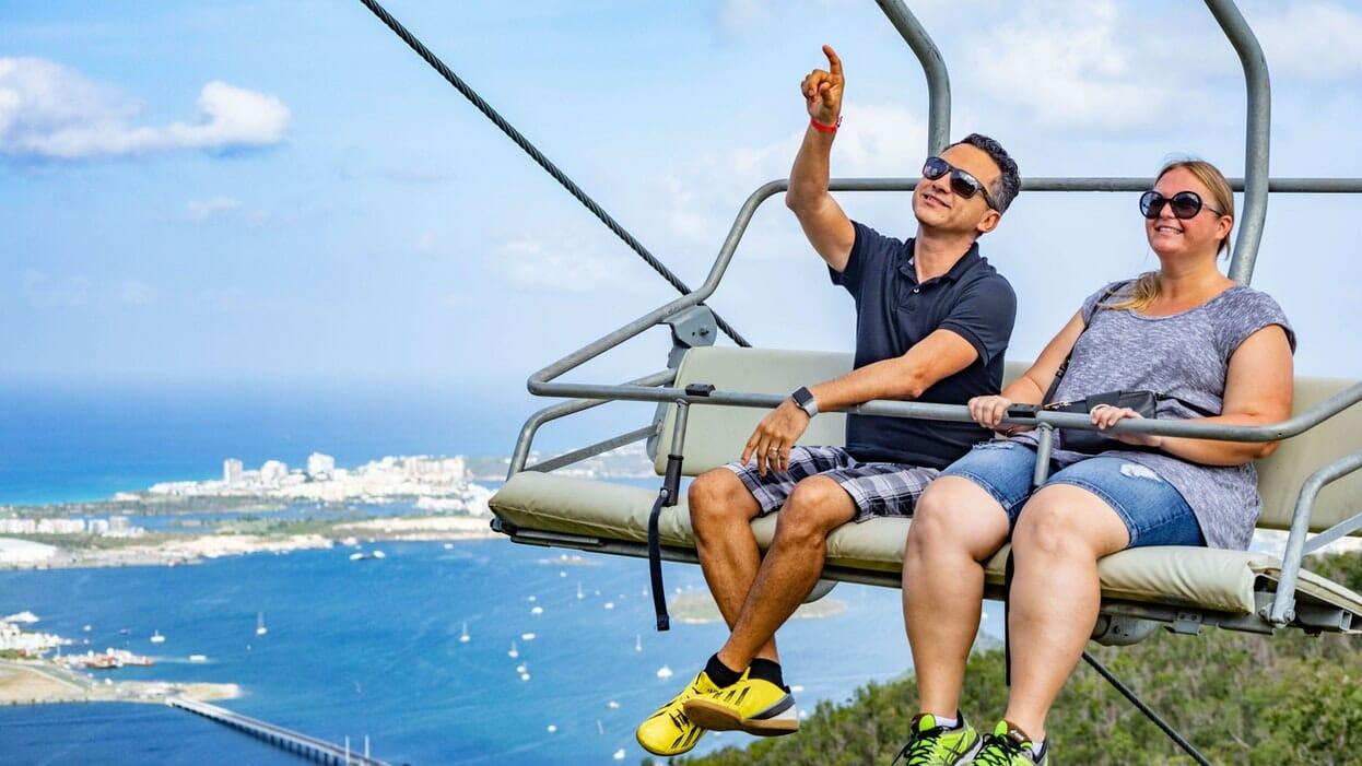 Sky Explorer tours