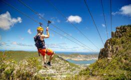 Sentry Hill Zip Line St Maarten