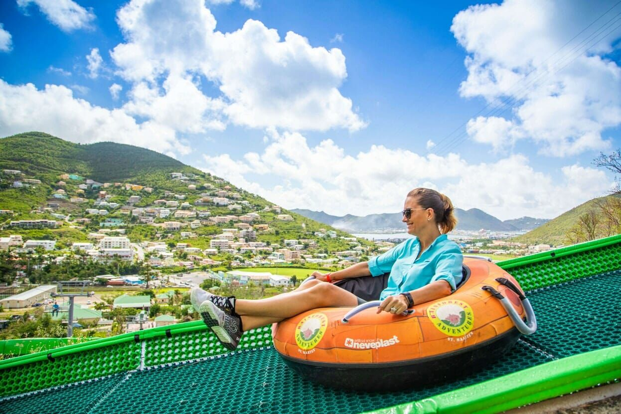 JACQUOT TRAIL TOUR ST-Lucia