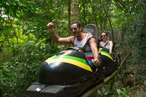 Jamaican bobsled