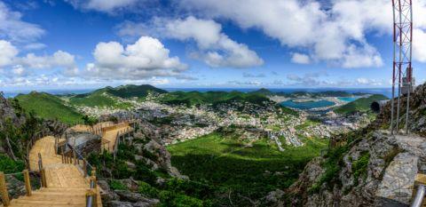 Caribbean attraction