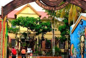 Bob Marley museum at Jamaica