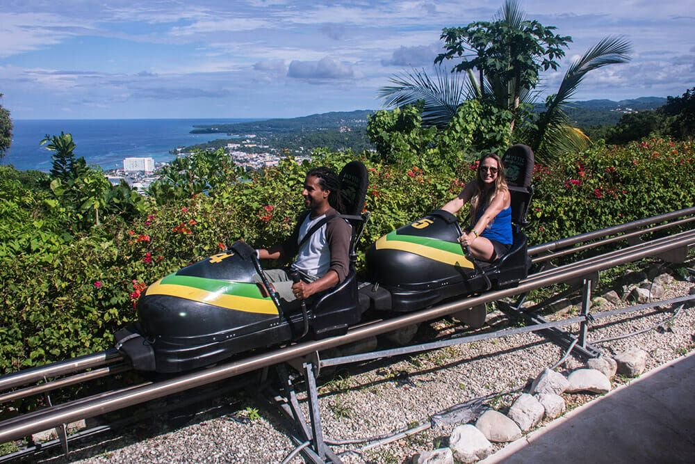 bobsled fun