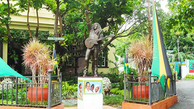 Jamaica Bob Marley museum