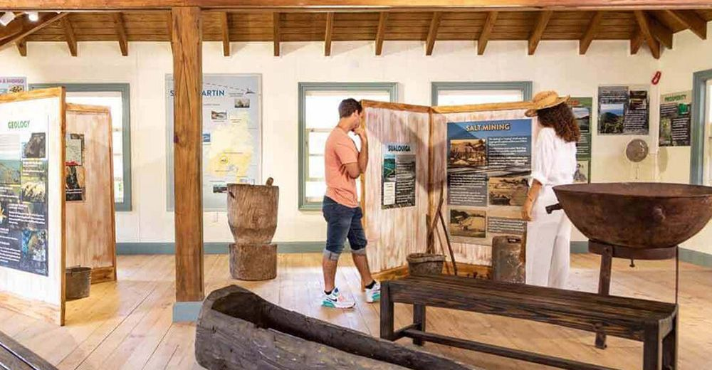 Notable Sites Soualiaga Museum