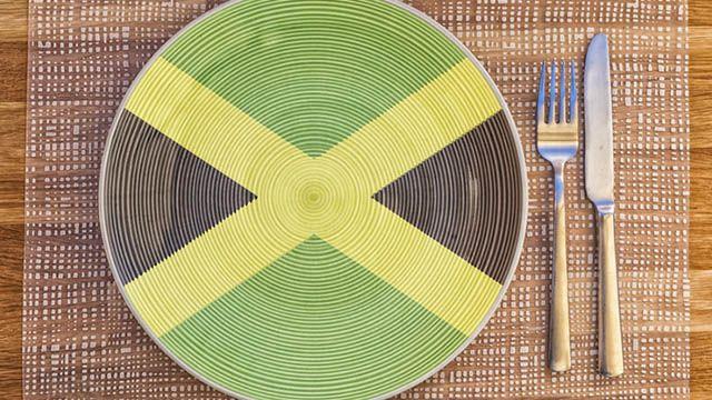 Eat in Jamaica. Food