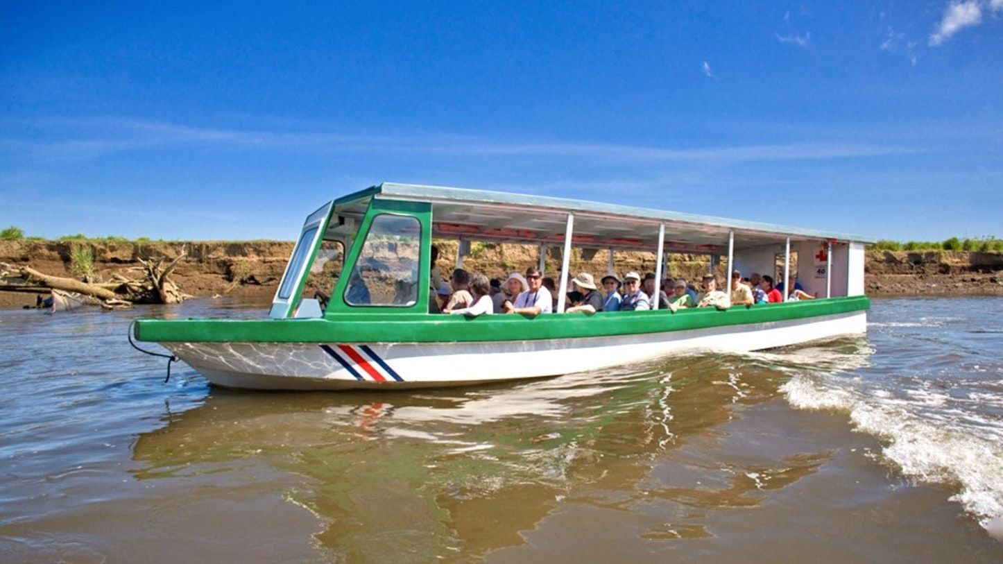 Mangrove River Tour