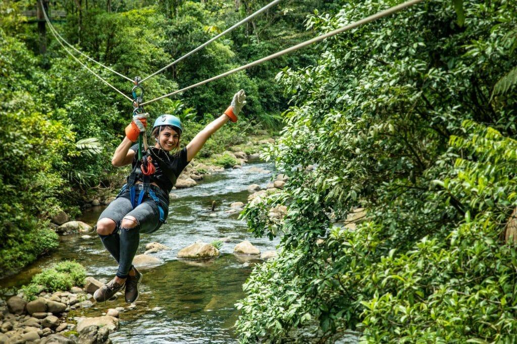Canopy and Zipline Adventure