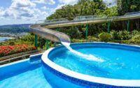 Infinity Pool Mystic Mountain
