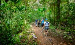 To Hike in jaco Beach Costa Rica