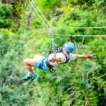 Zipline in Jaco Beach Costa Rica