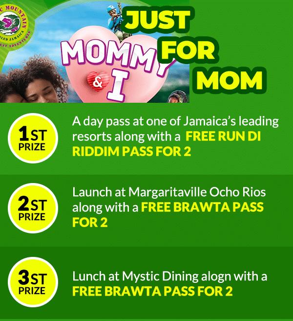 Jamaica mummy banner mobile