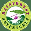 logo Rainforest Adventures rounded