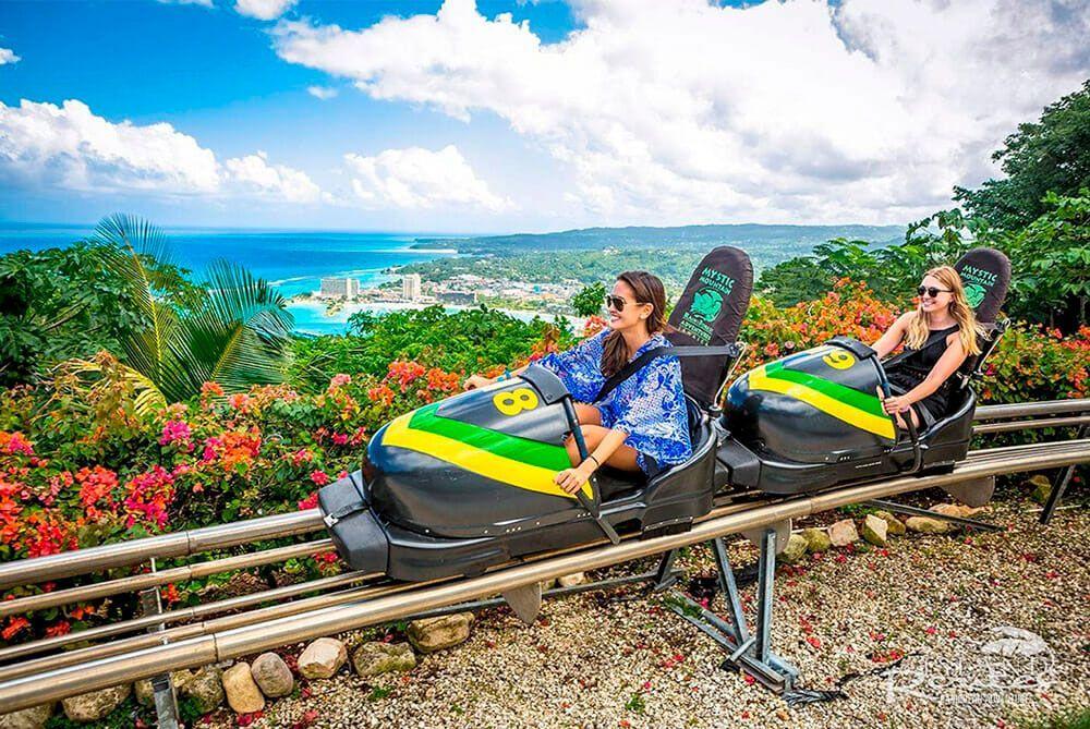 Rainforest Adventures caribbean parks